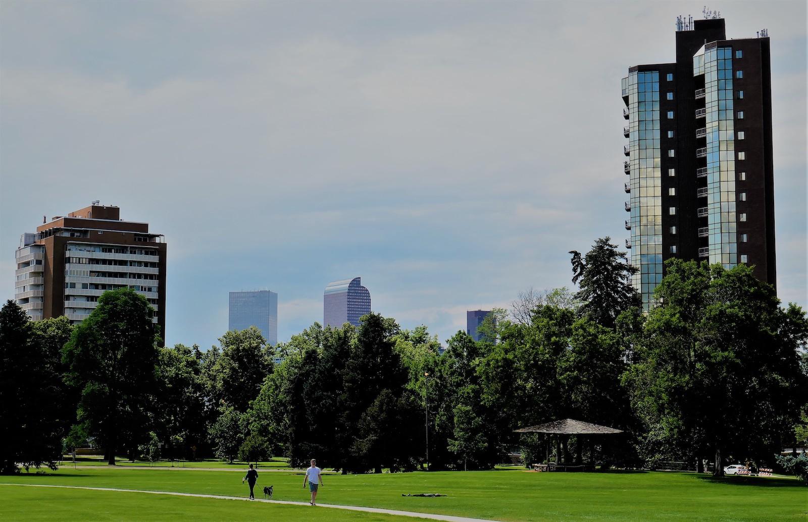 Cheesman Park, Denver