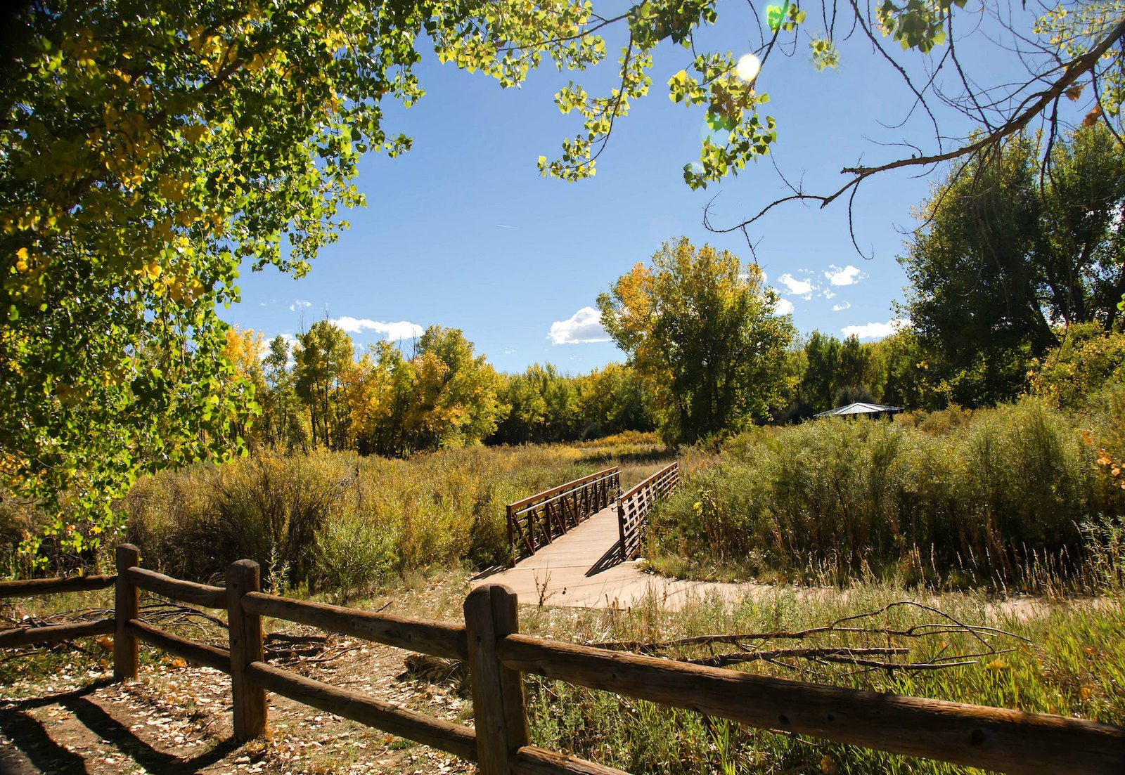 Cherry Creek State Park, Co