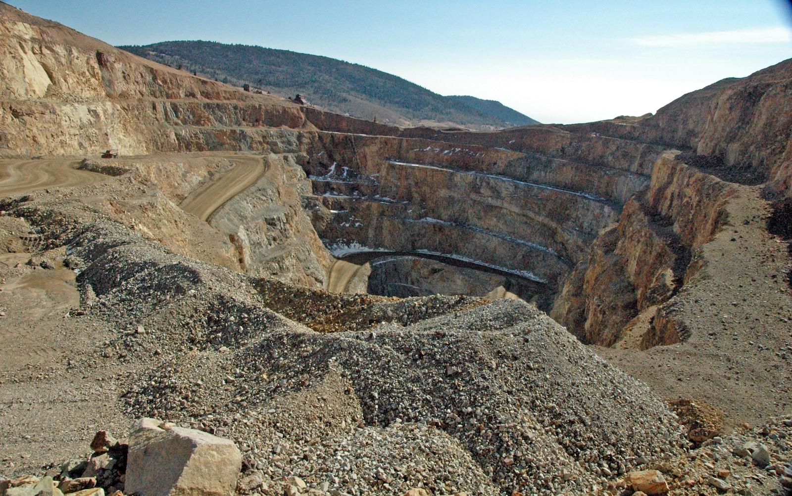 Cripple Creek & Victor Gold Mine, CO