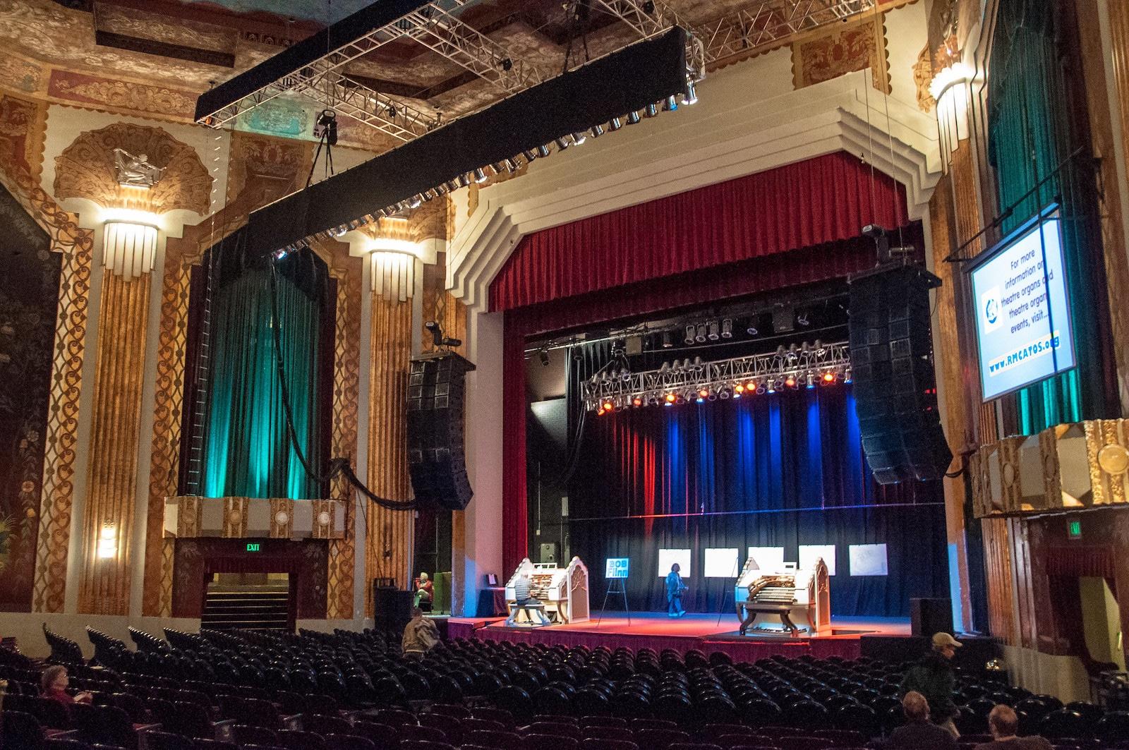 Paramount Theatre, Denver