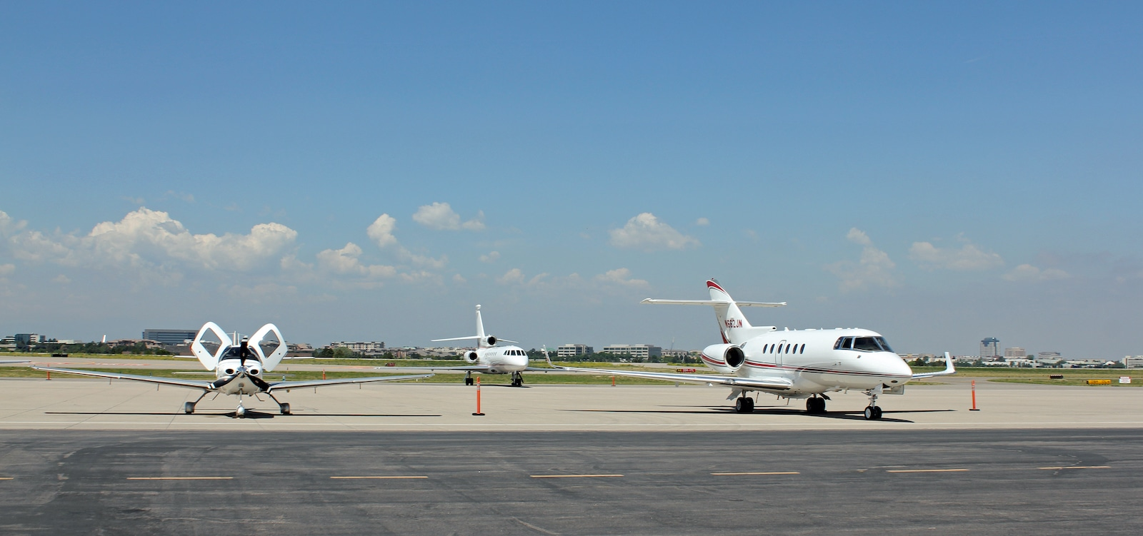 Centennial Airport Colorado Planes