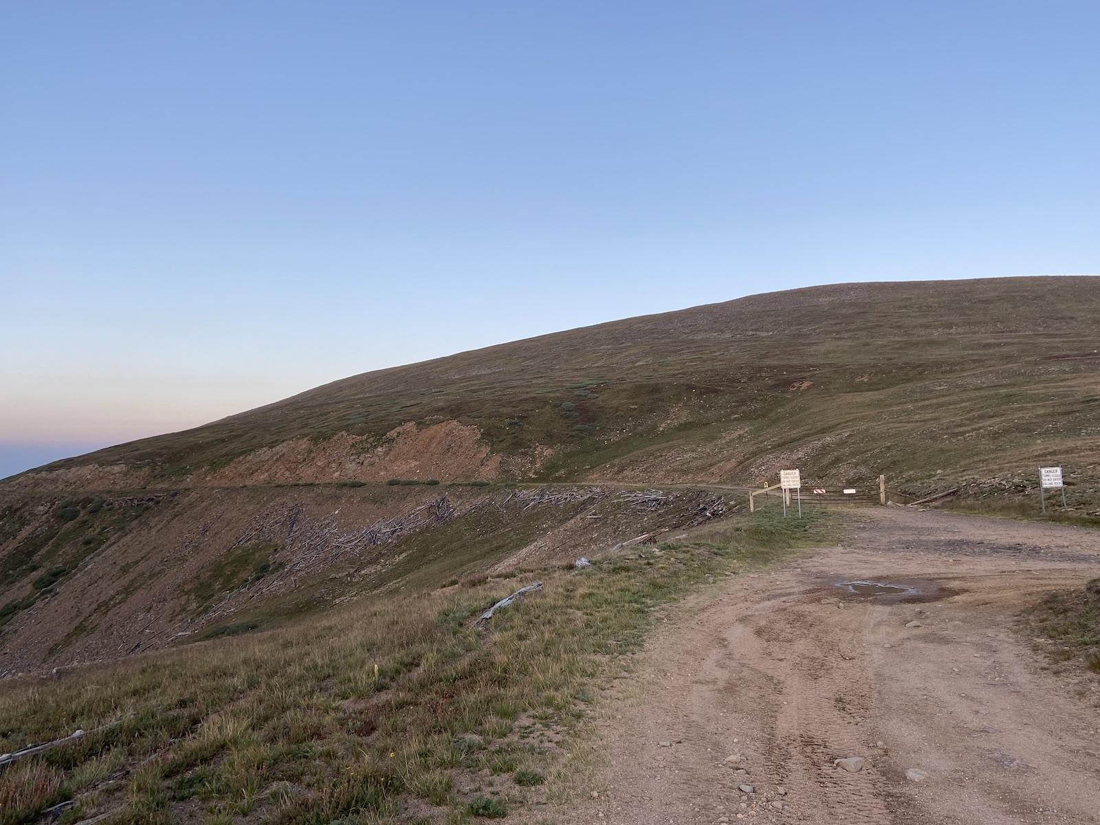 Rollins Pass West Gate Corona Pass Summit