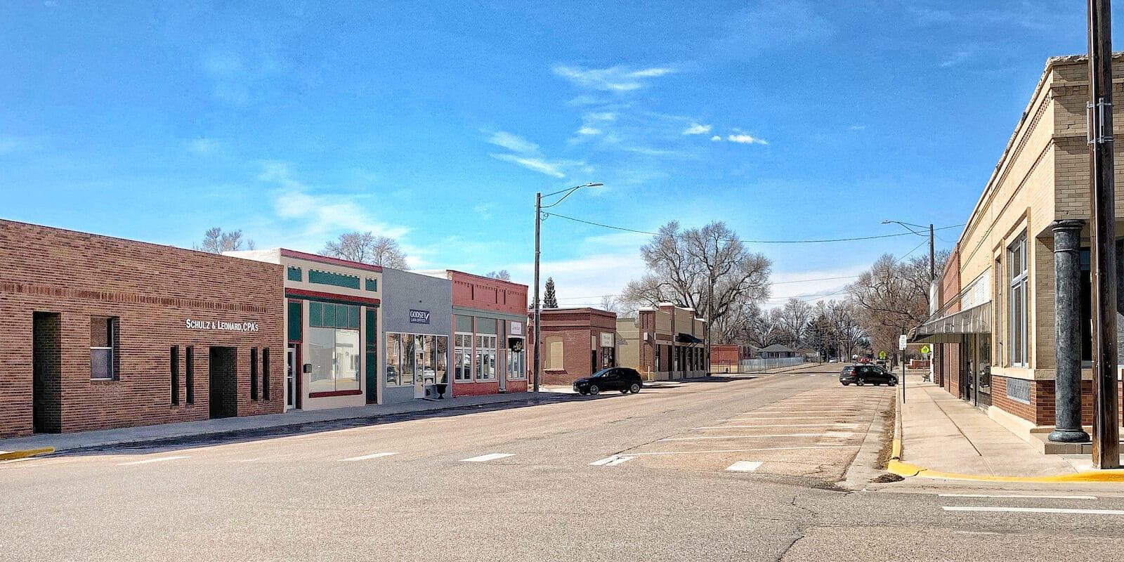 Eaton Colorado Downtown