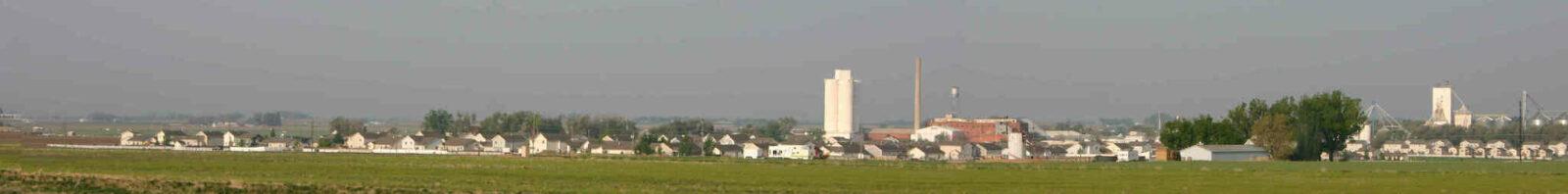 Eaton Colorado Panorama