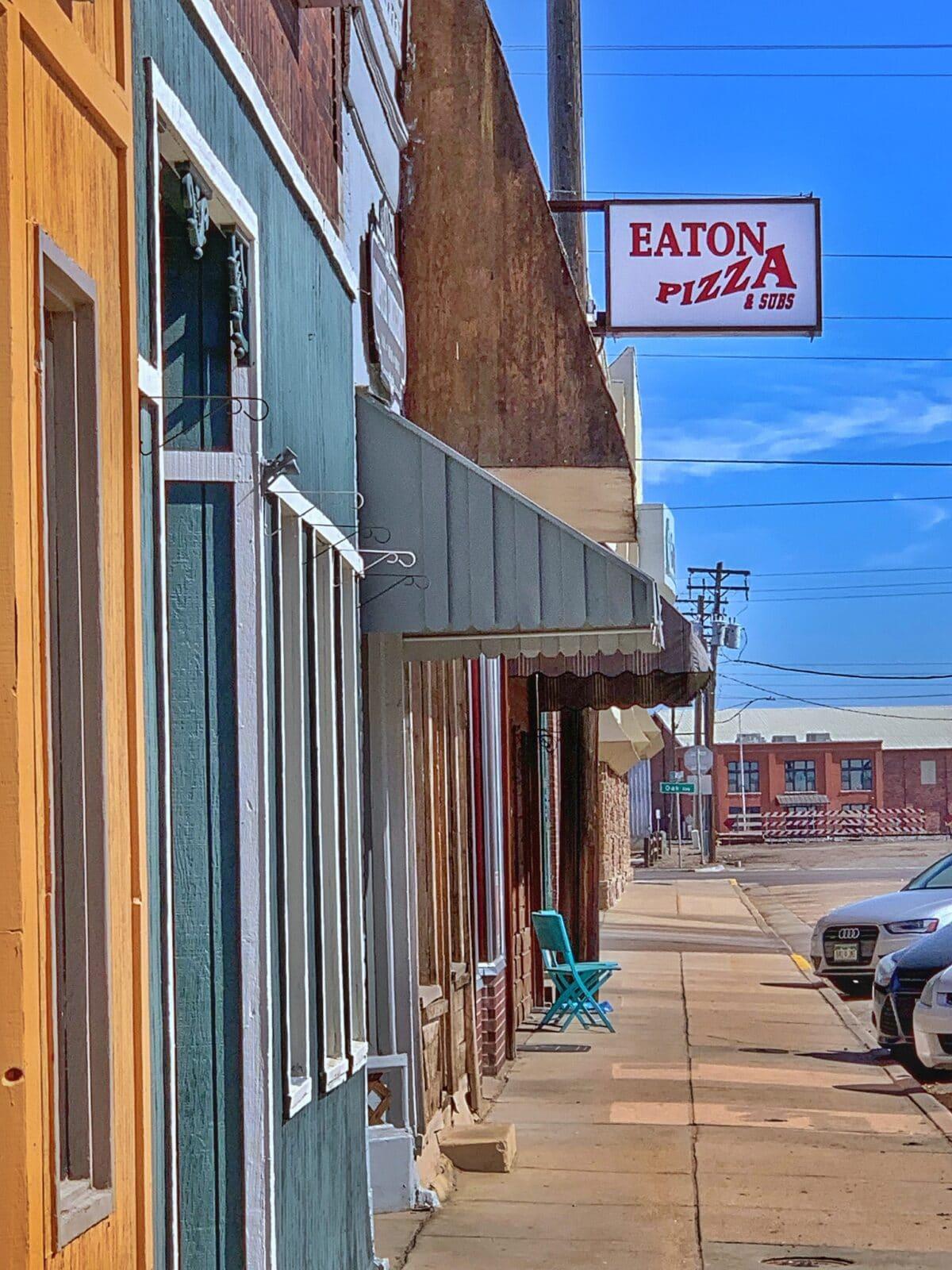 Eaton Pizza and Subs Colorado