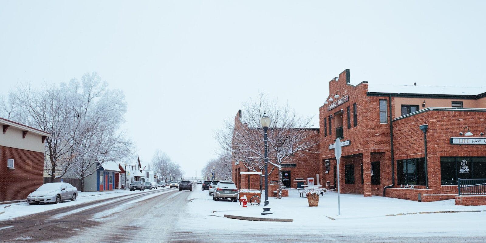 Frederick Colorado Oak and 5th Street