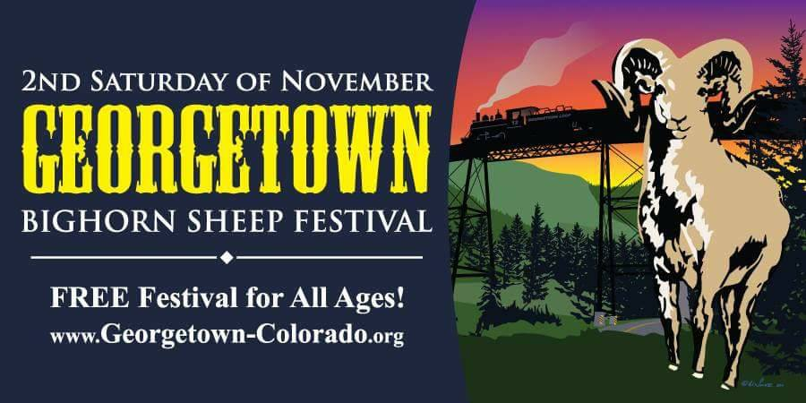 Image of the Georgetown Bighorn Sheep Festival in Colorado