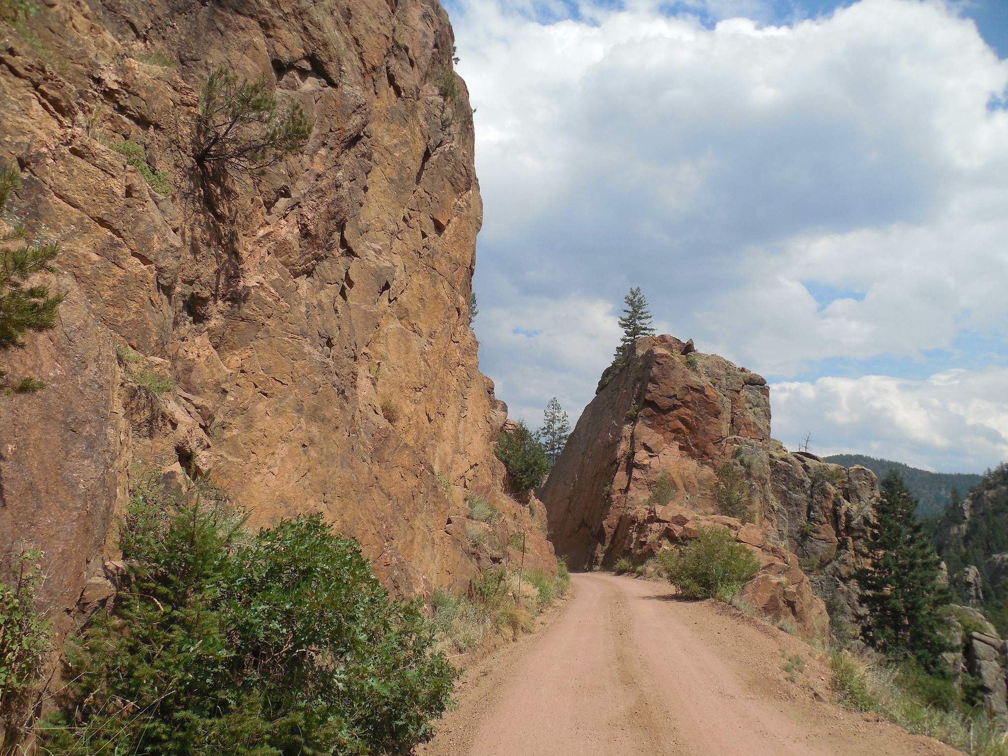 image of gold belt tour scenic byway