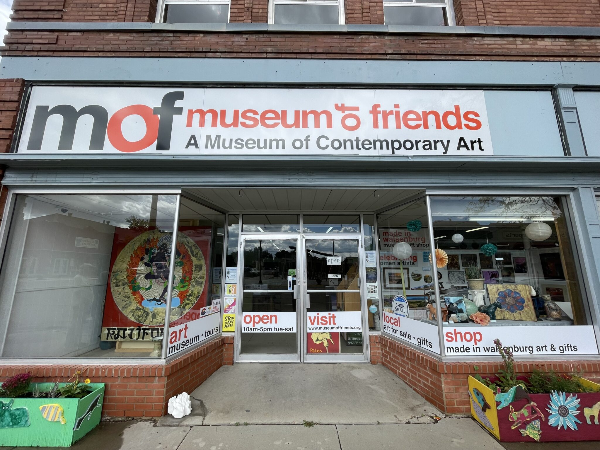image of museum of friends
