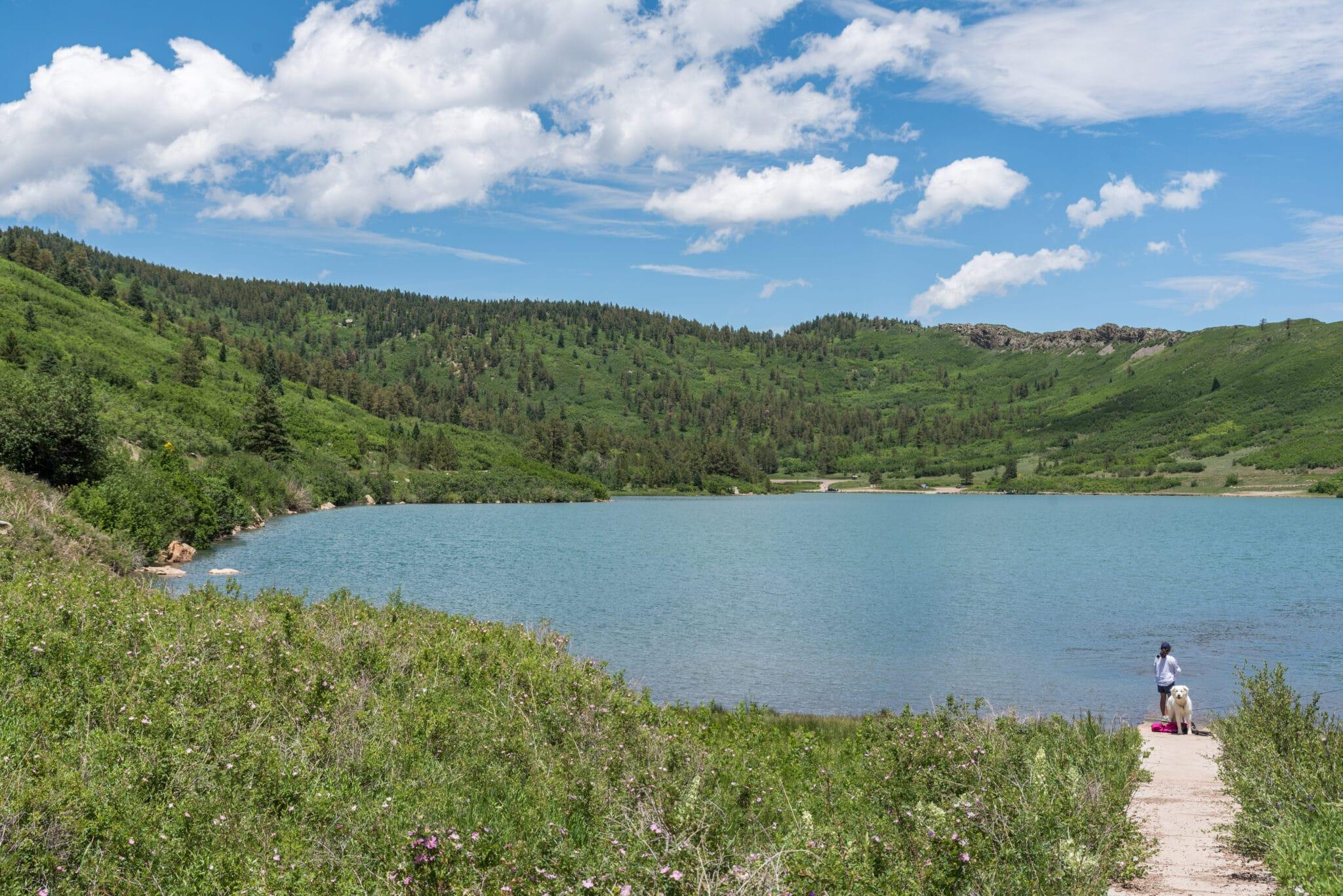 image of north lake