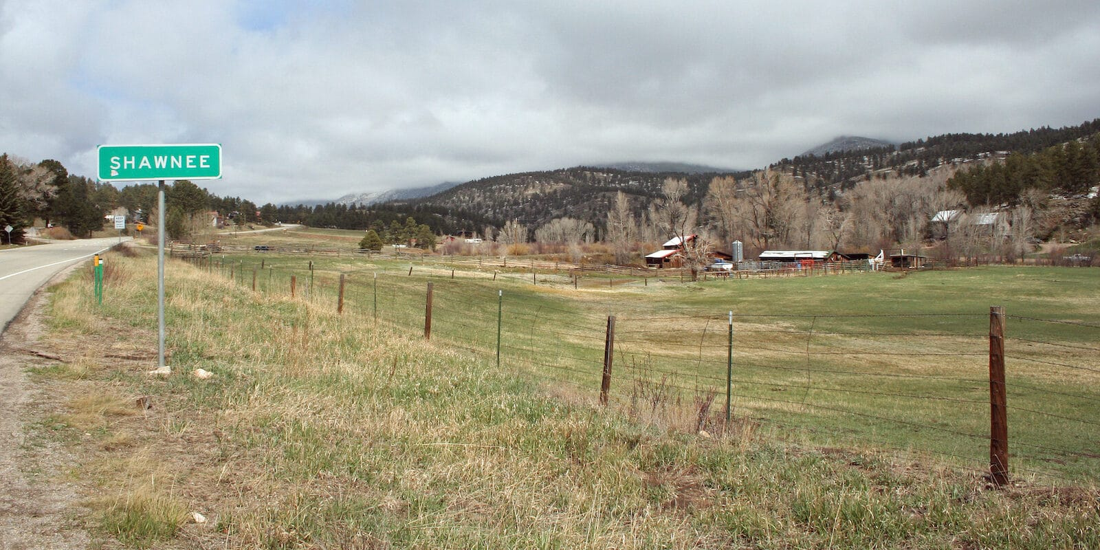 Shawnee Colorado Highway 285