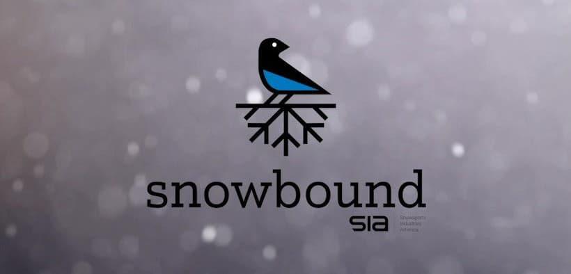 Image of the Snowbound Festival logo
