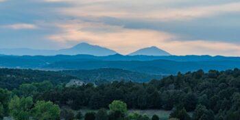image of spanish peaks