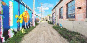 image of murals in walsenburg