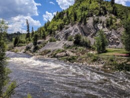 Yampa River near Steamboat Springs