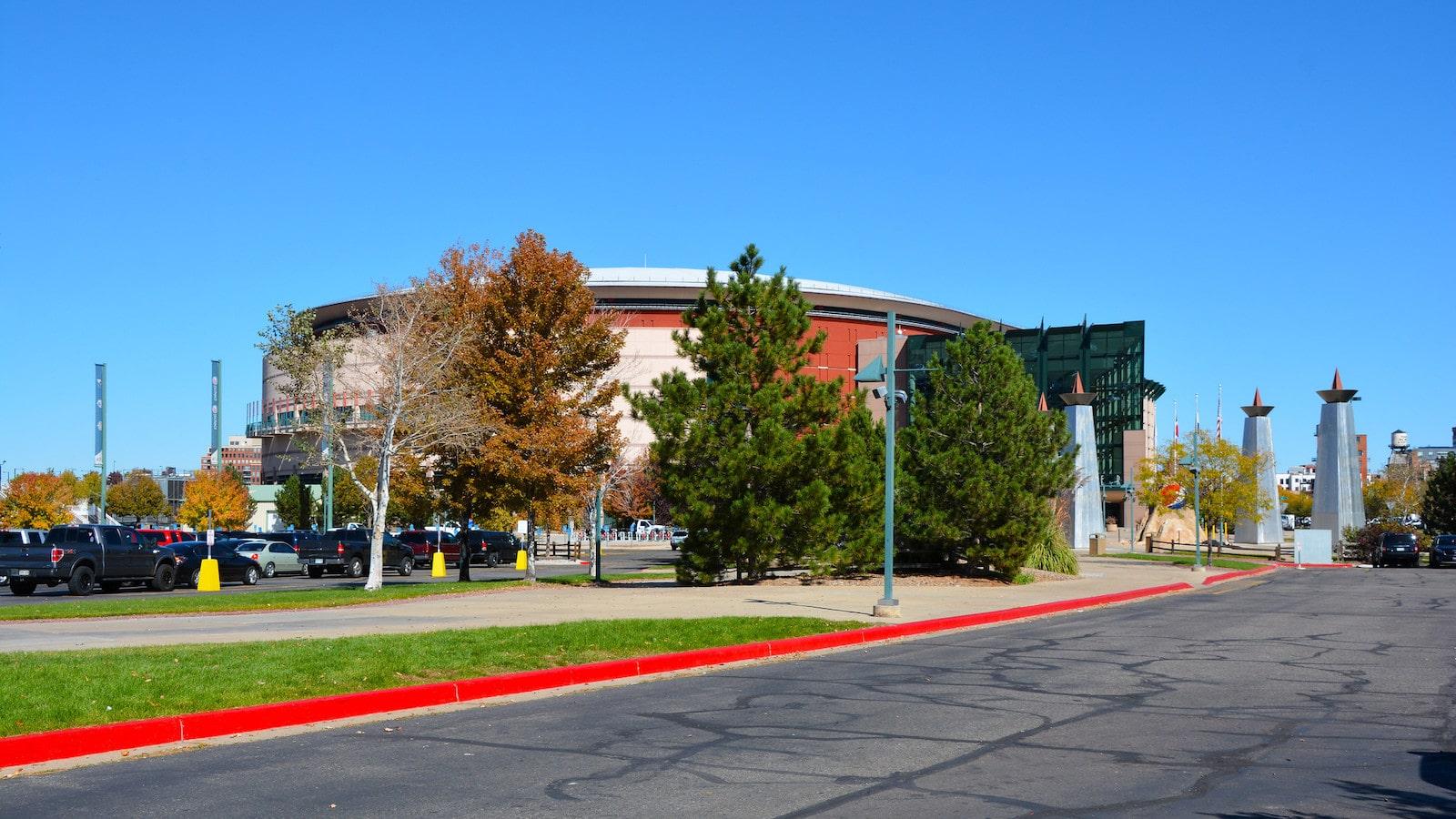 Ball Arena, Colorado