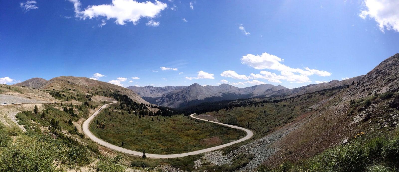Cottonwood Pass, CO