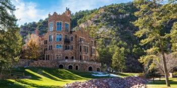 Glen Eyrie Castle, CO