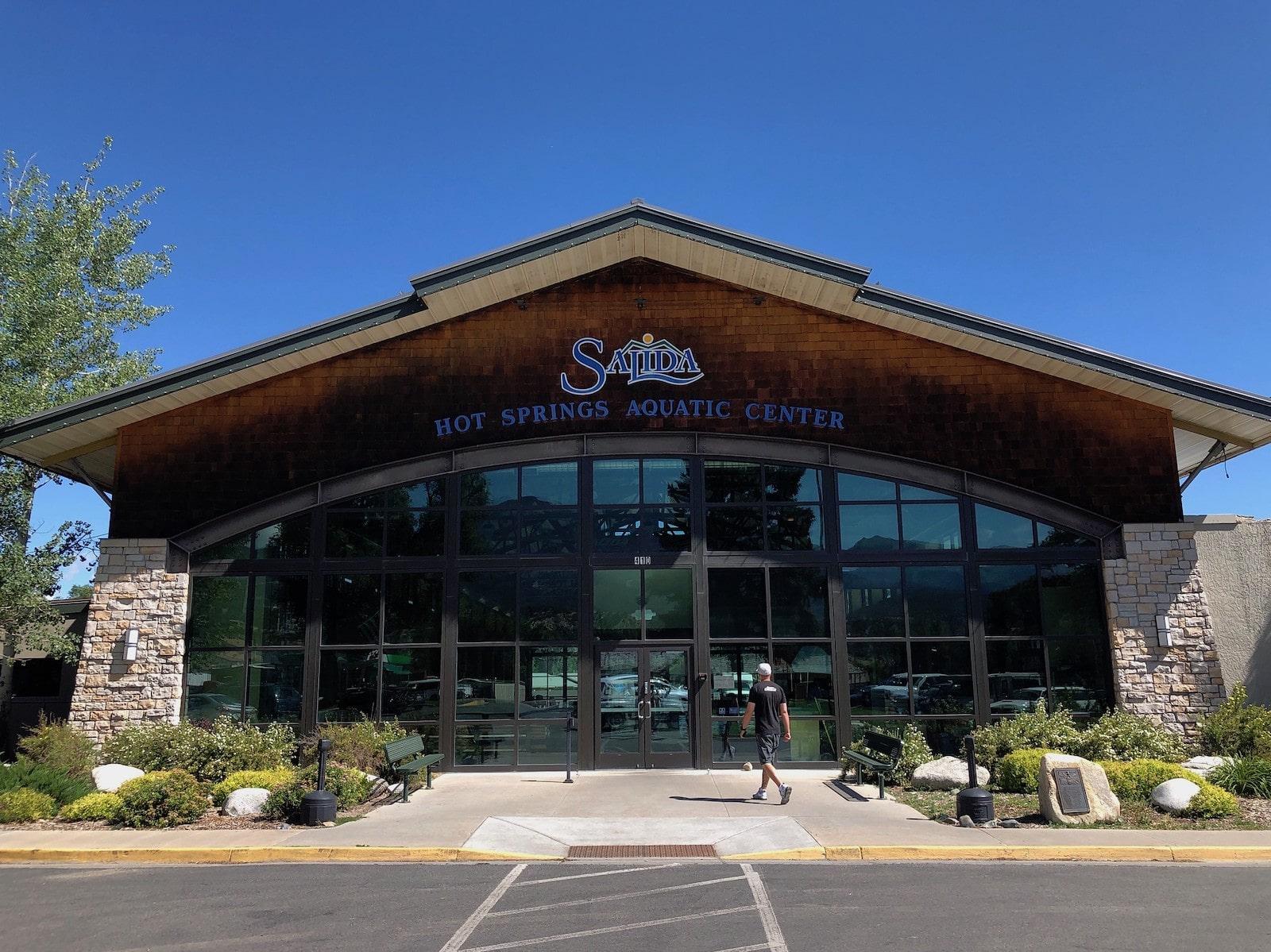 Salida Hot Springs Aquatic Center, Co