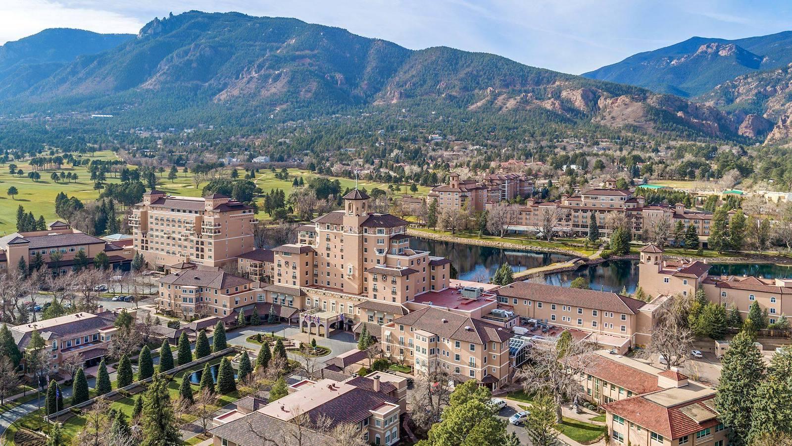 The Broadmoor Destination Resort, CO