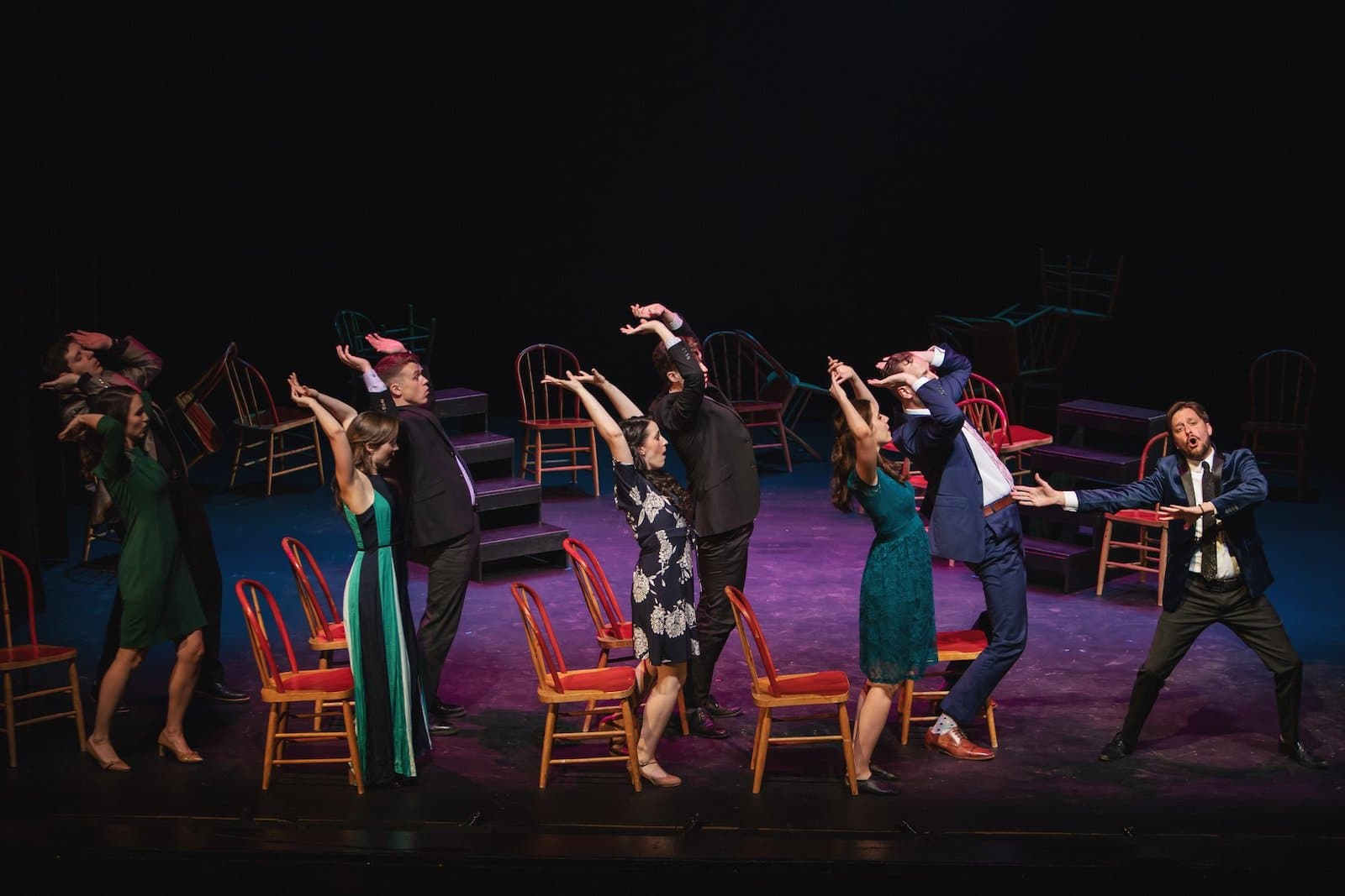 Image of performers at Central City Opera in Colorado