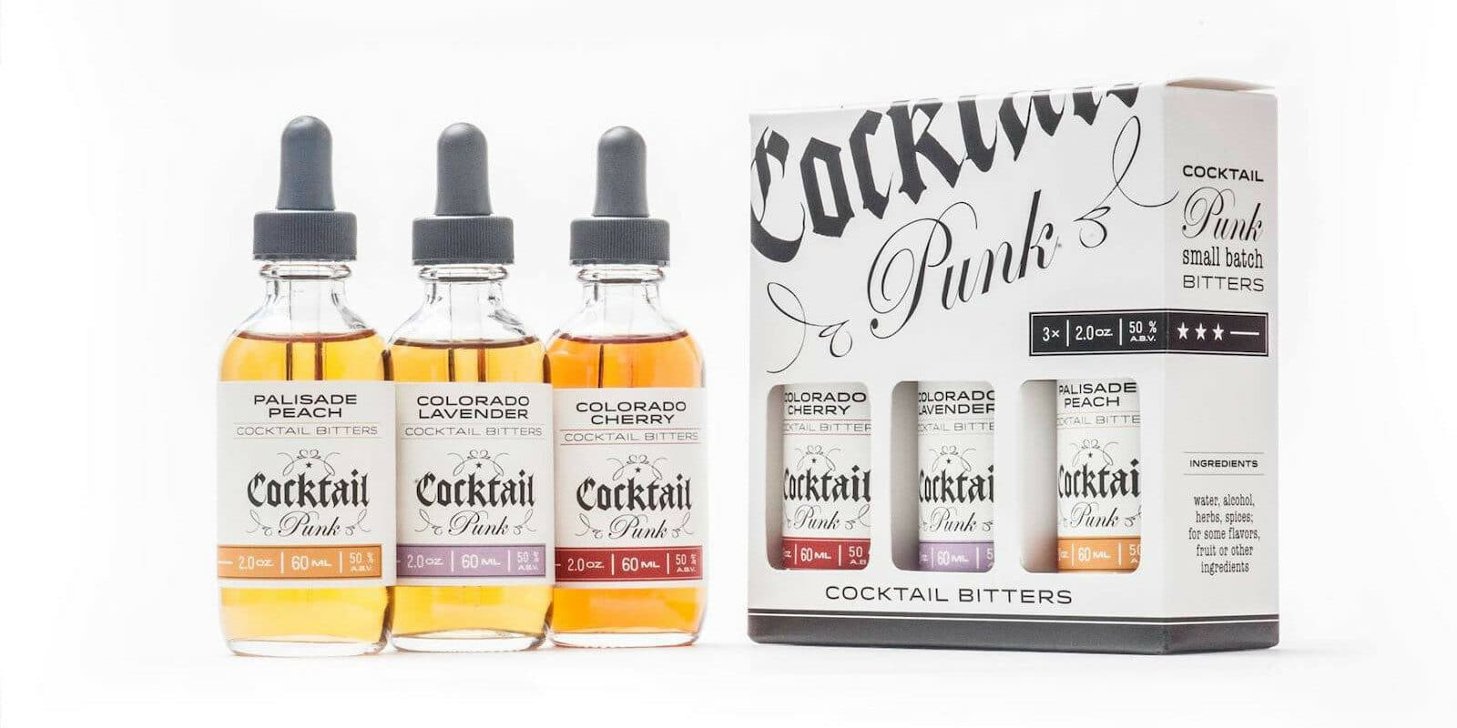 Image of Cocktail Punk bitters and sets