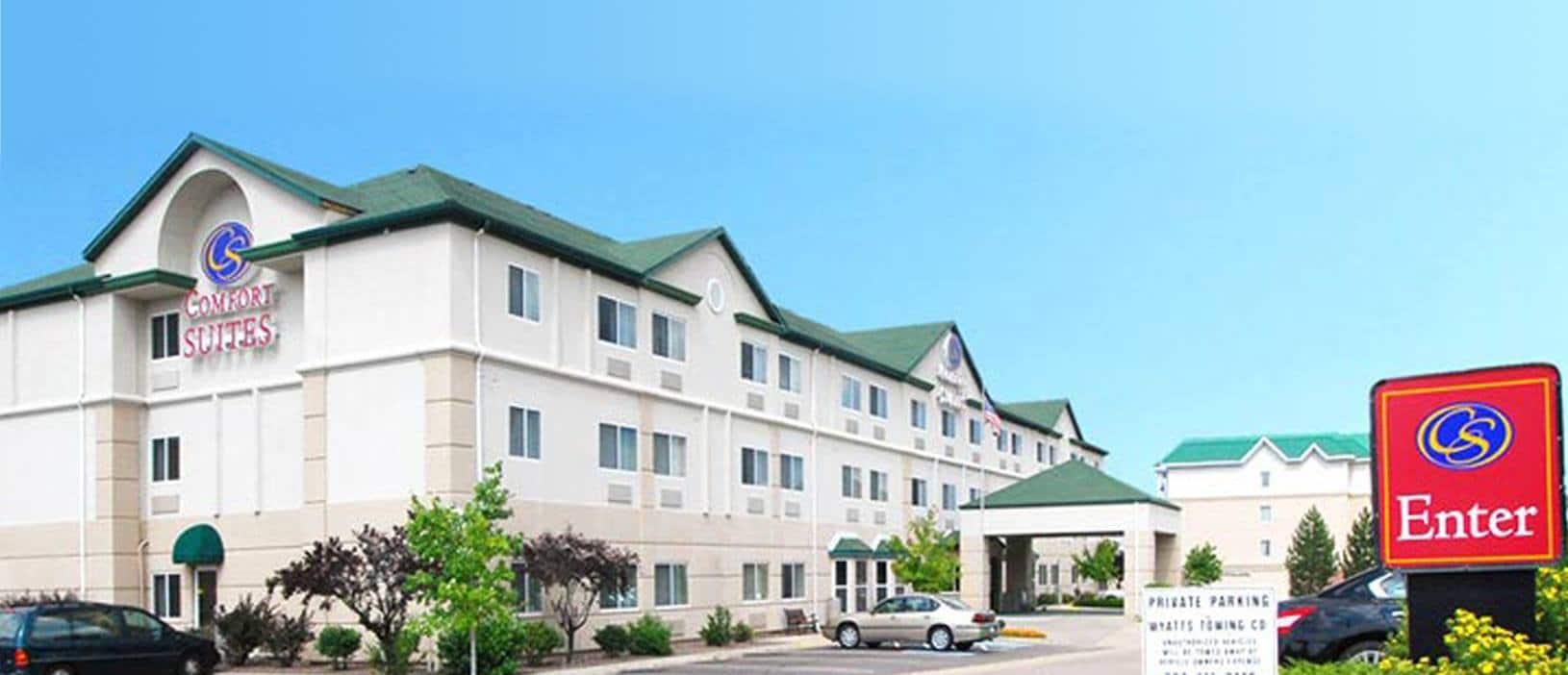 comfort suites englewood