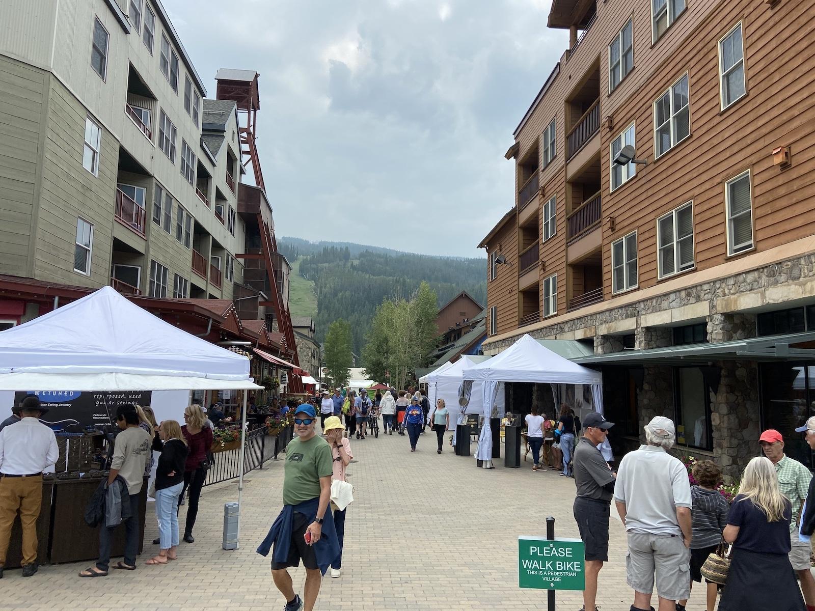 Keystone Colorado Summer Art Festival