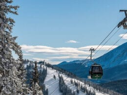 Image of the Outpost Gondola at Keystone Resort in Colorado