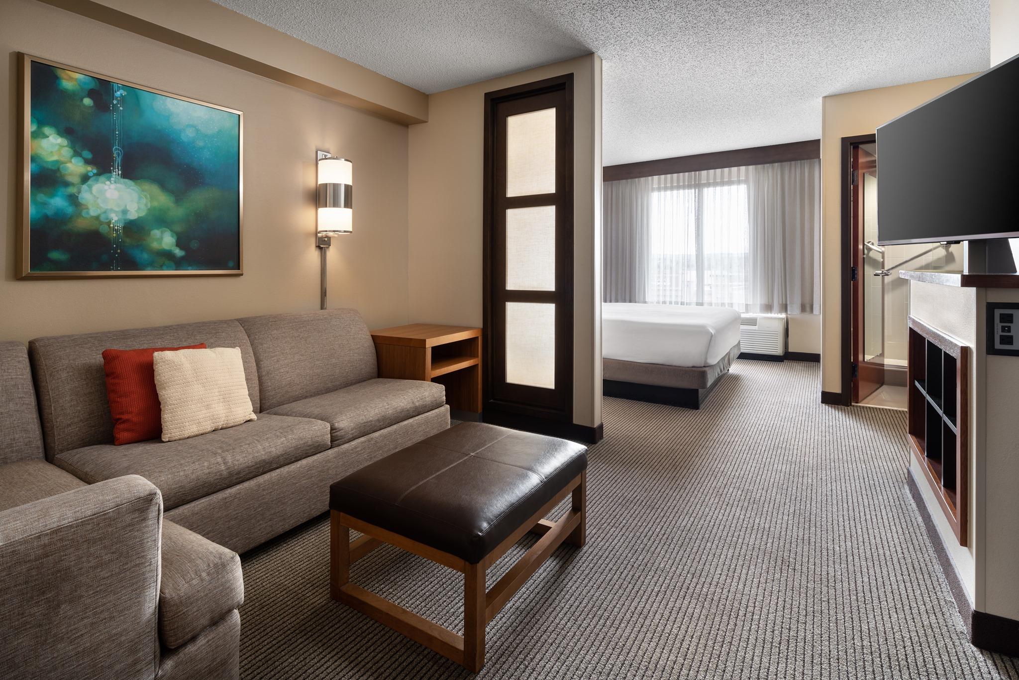 suites at hyatt place hotel in greenwood village