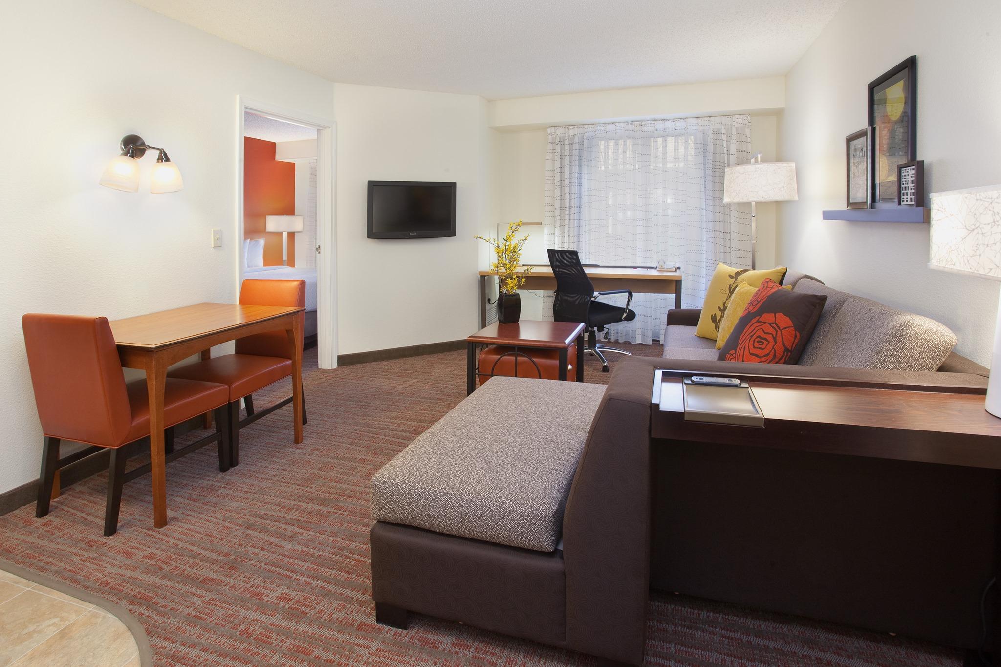 modern suites at residence inn louisville