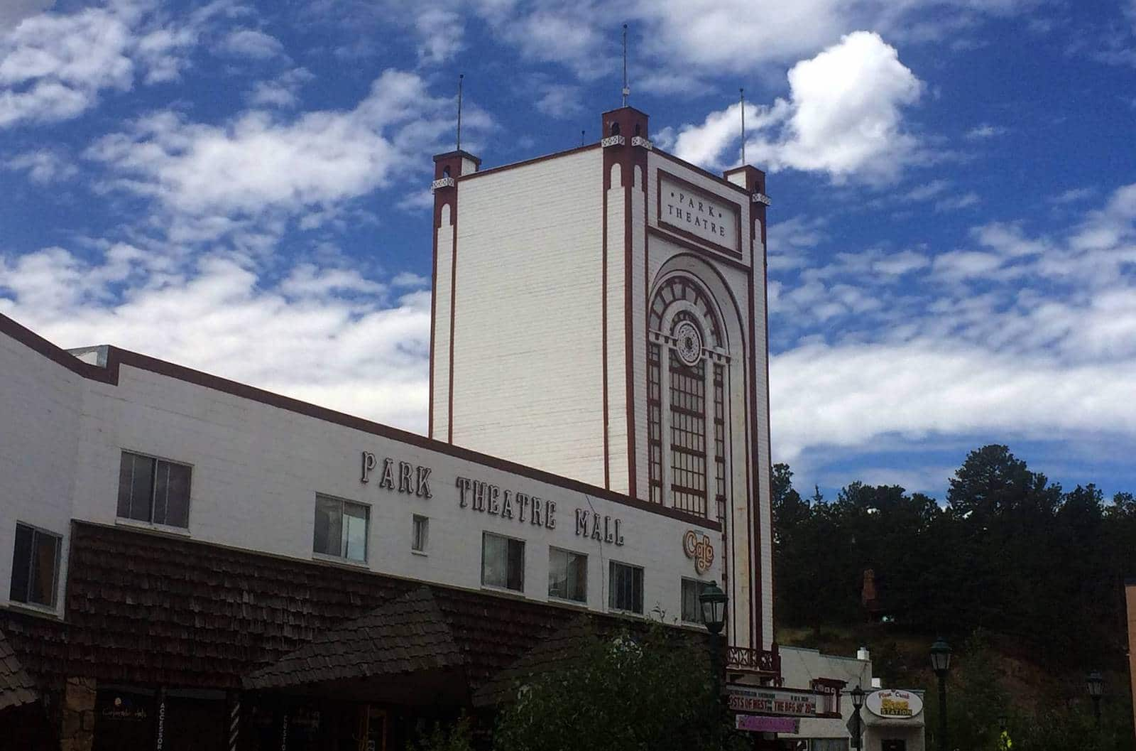 Image of Park Theatre in Estes Park, Colorado