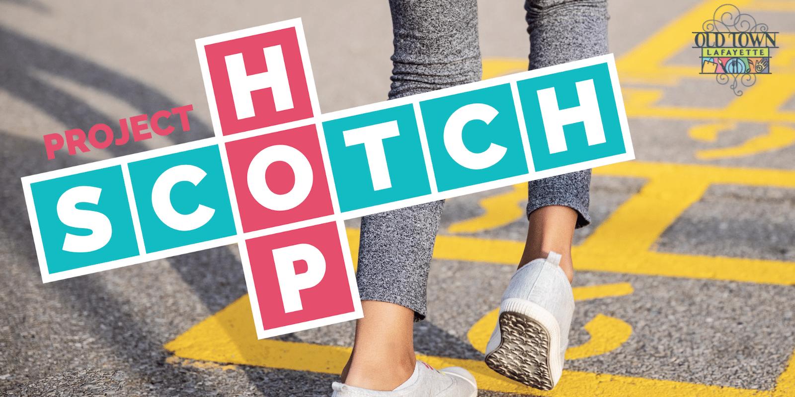 Image of Project Hop Scotch's flyer