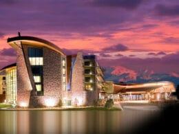 Image of the Sky Ute Casino Resort in Ignacio, Colorado