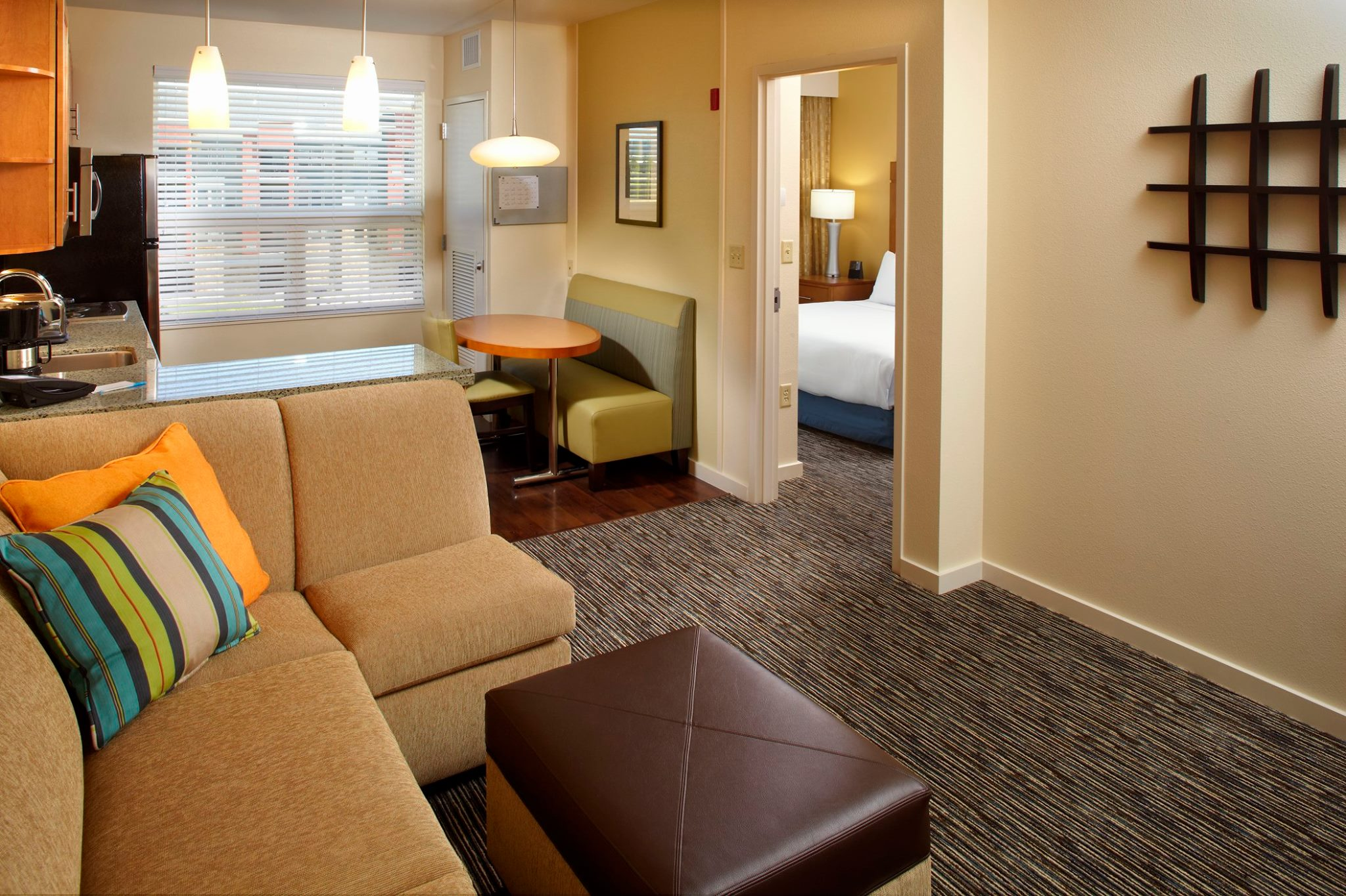 modern suites at hyatt house broomfield