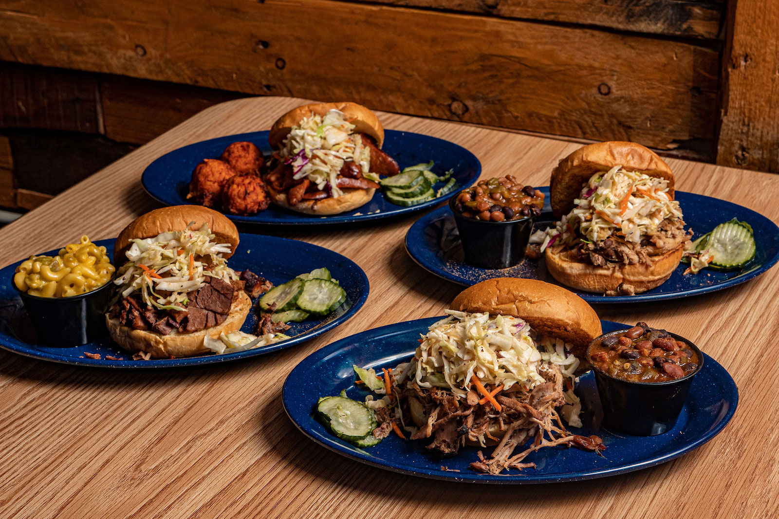 Image of BBQ at Tine Star Smokehouse in Evergreen, Colorado