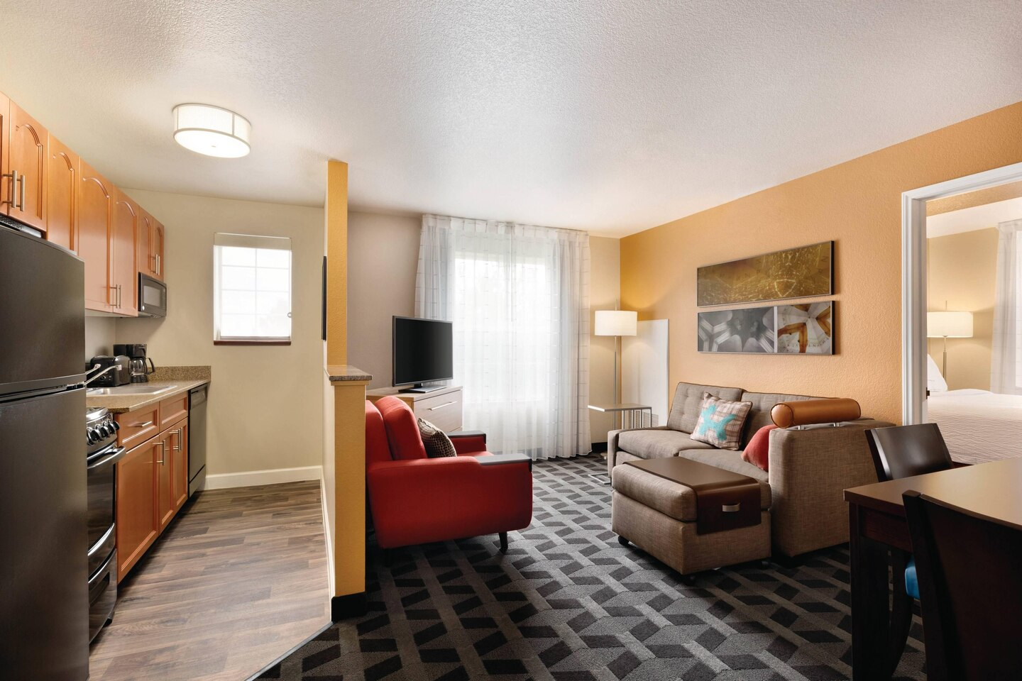 suite at towneplace suites marriott englewood