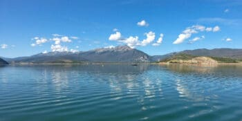 Dillon Reservoir, CO