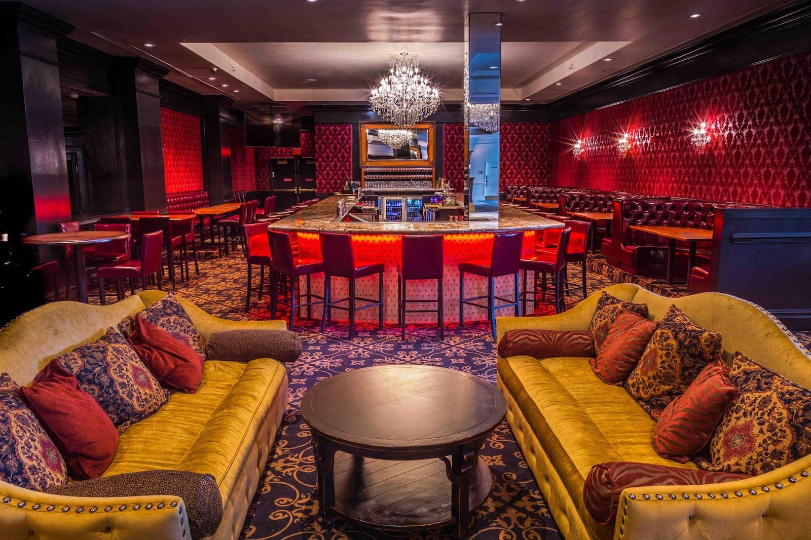 Image of Piccadilly Bar at Antlers Hotel in Colorado Springs