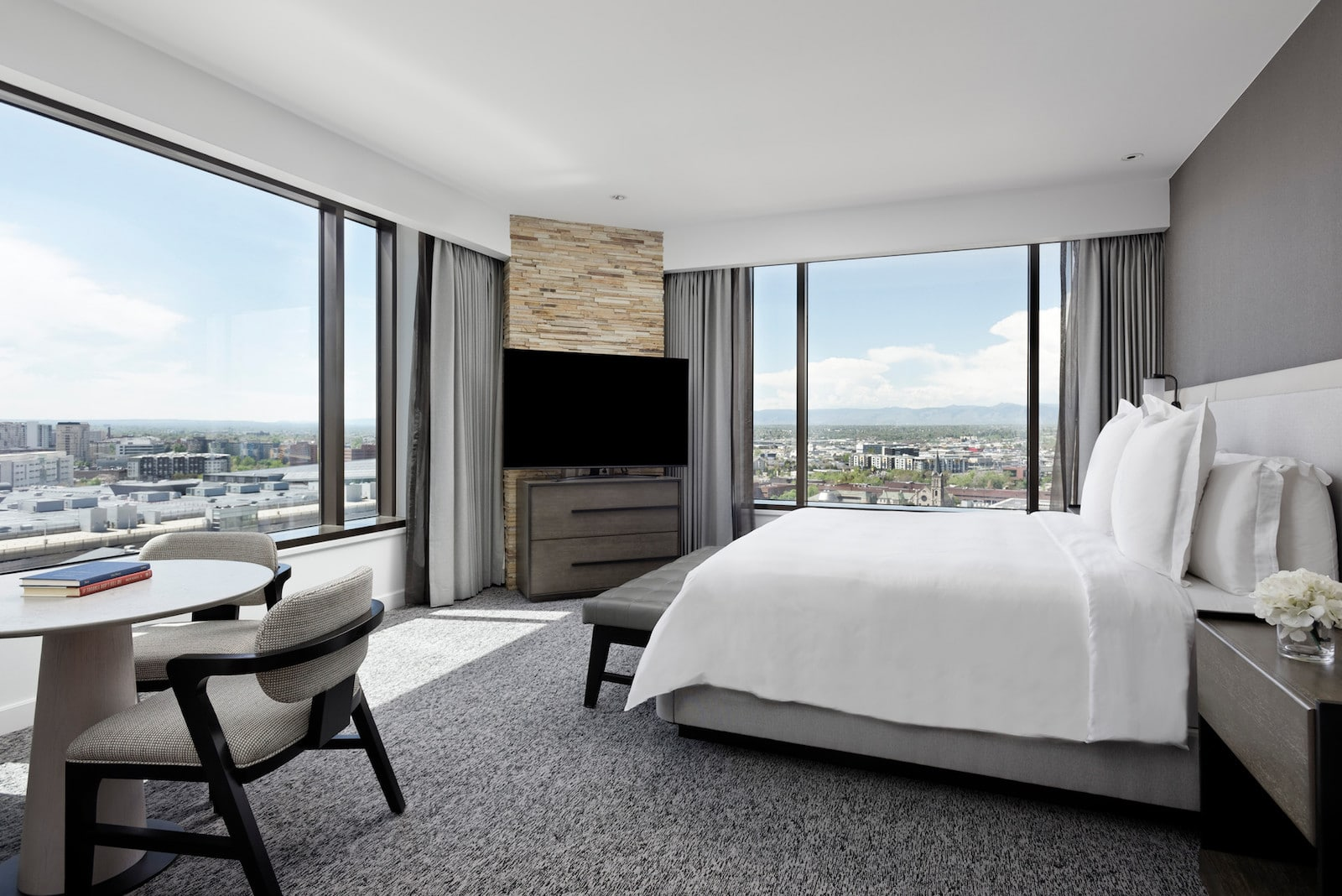 Image of a room in the Four Seasons Hotel Denver in Colorado
