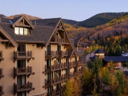 Image of the Four Seasons Resort and Residences Vail in Colorado