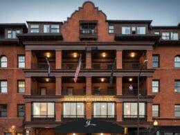 Image of Hotel Boulderado in Colorado
