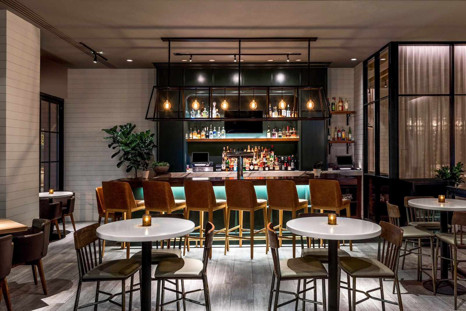 Image of Corrine Restaurant at Le Meridien in Denver, Colorado