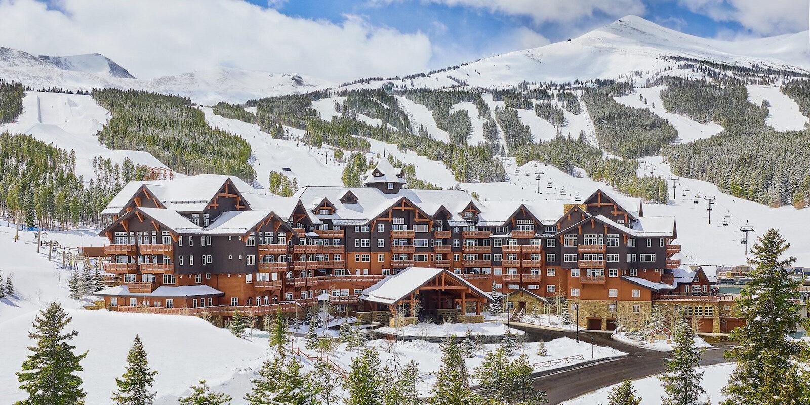 Image of One Ski Hill Place in Breckenridge, Colorado