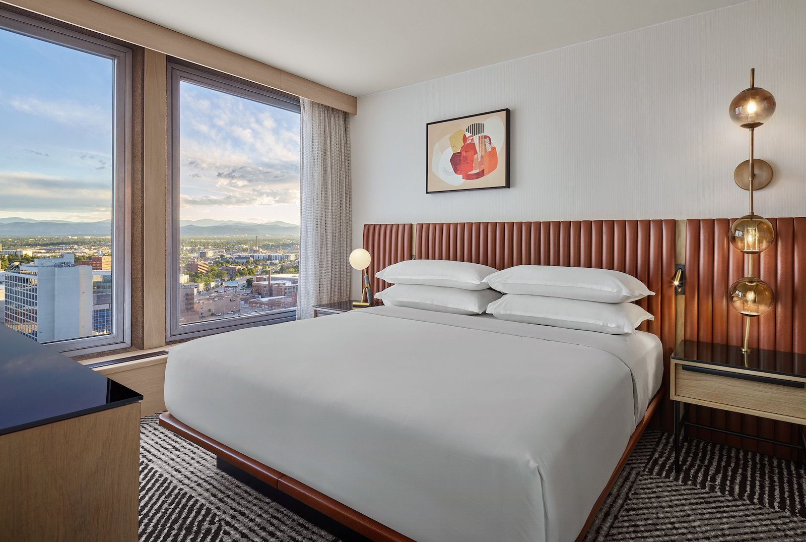 Image of a room at the Sheraton Denver Downtown in Colorado