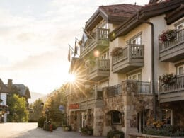 Image of Sonnenalp Hotel in Vail, CO