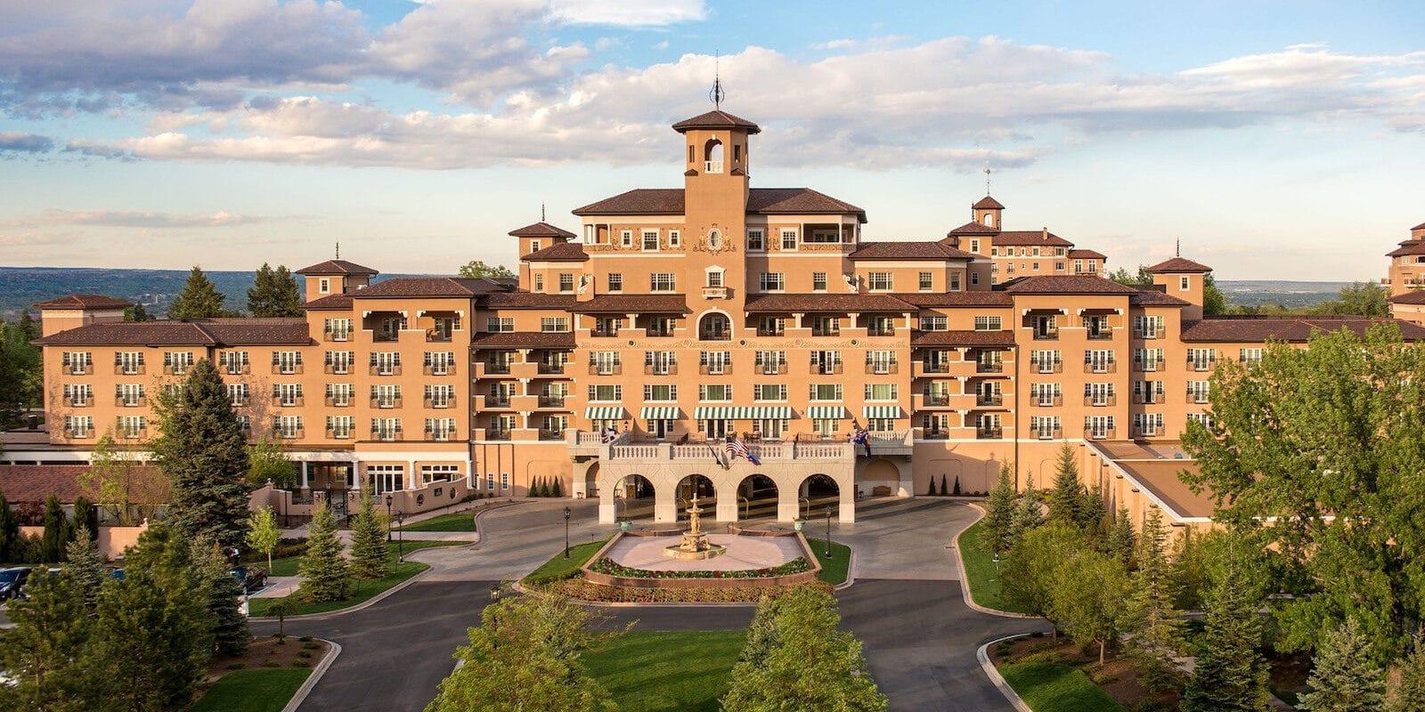 Image of The Broadmoor in Colorado Springs, Colorado