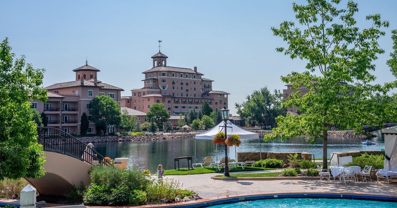 Image of The Broadmoor in Colorado Springs, CO