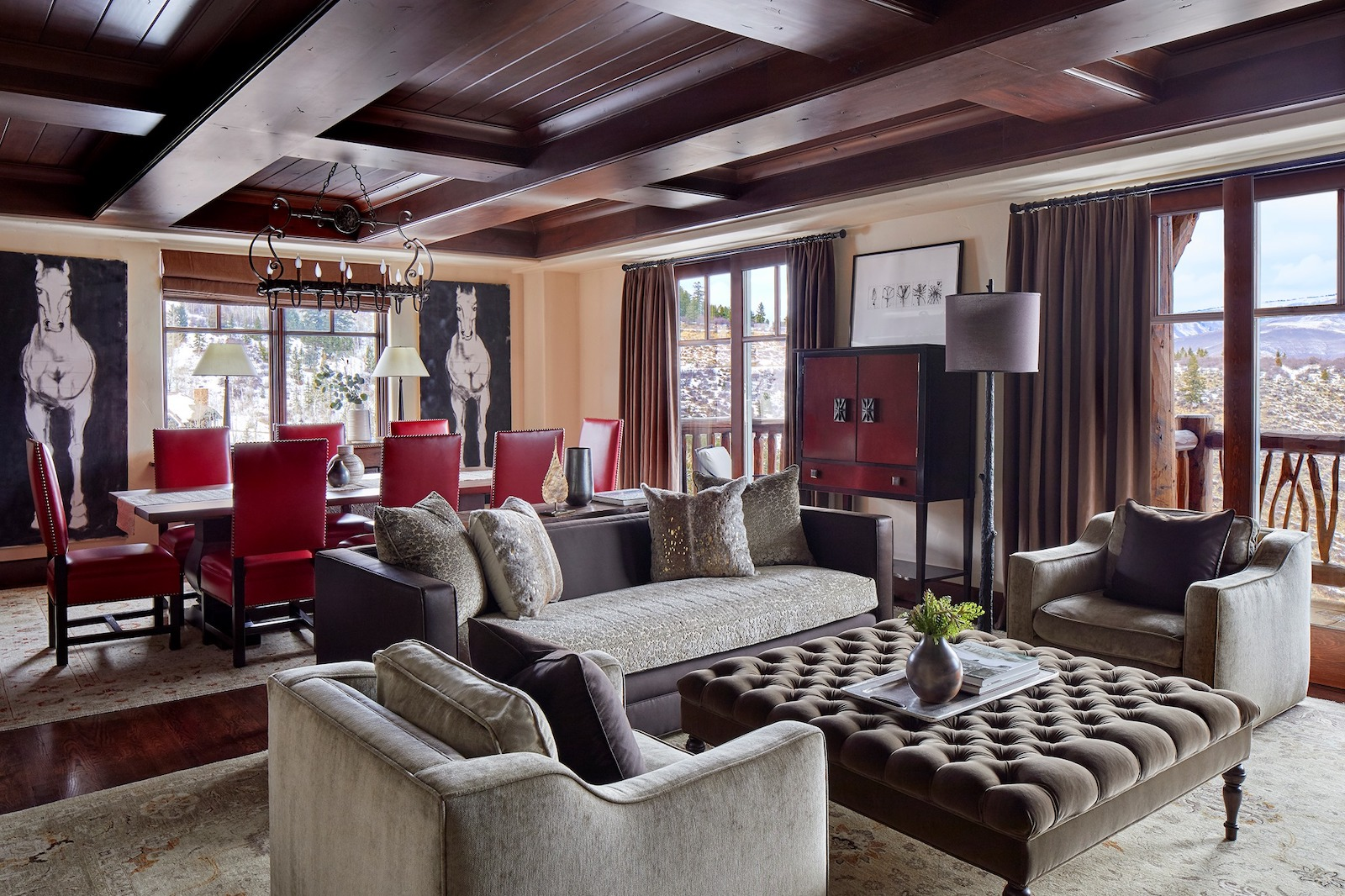 Image of a penthouse at The Ritz Carlton, Bachelor Gulch in Avon, Colorado