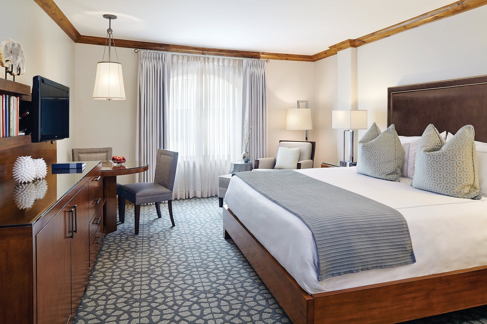 Image of a room at The Sebastian Vail in Colorado